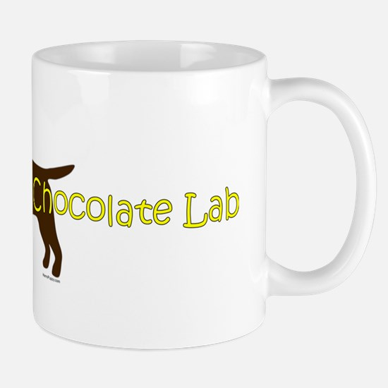ChocolateLabBrother Mug