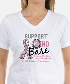 - Support 2nd Base Breast C Shirt