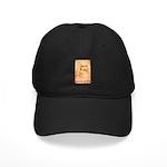 Leonardo da Vinci Black Cap