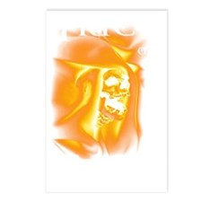 Trick or Treat Reaper cor Postcards (Package of 8)