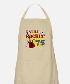 Still Rockin' at 75 Light Apron