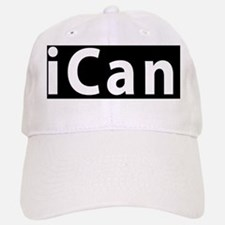 ican kindle Baseball Baseball Cap