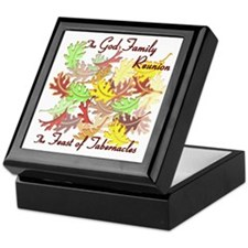 The God Family Reunion10X10 Keepsake Box
