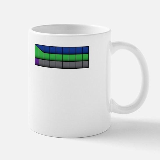 Im not lazy just low on energy (dark) Mug