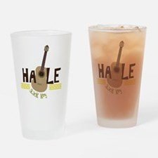 haole_slackkey_cafe_10x10 Drinking Glass