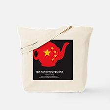 TeaParty10X10RGB Tote Bag