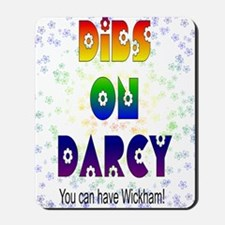 nook_darcy_dibs Mousepad