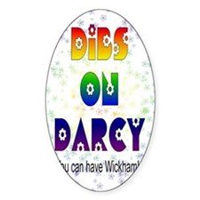 nook_darcy_dibs Decal