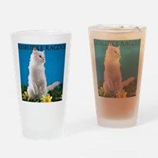 H Cover Drinking Glass