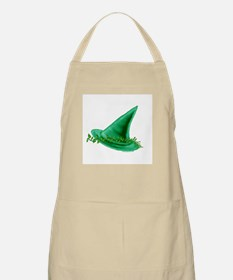 Green Witch  BBQ Apron