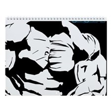 Bodybuilding Wall Calendar