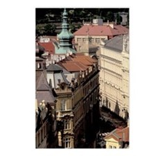 Old Town; buildings of Ol Postcards (Package of 8)