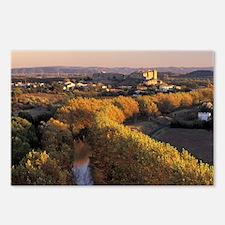 Europe, France, Argens-Mi Postcards (Package of 8)
