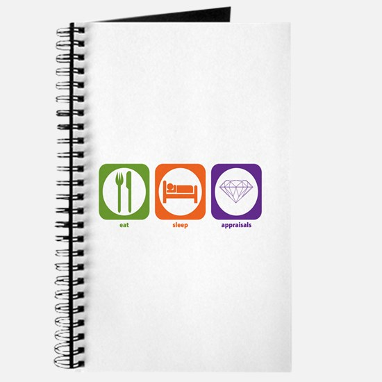 Eat Sleep Appraisals Journal