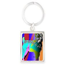 iphone4 Portrait Keychain