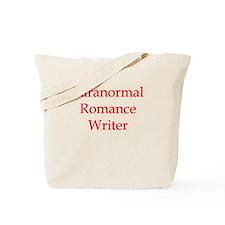 Paranormal Romance Tote Bag