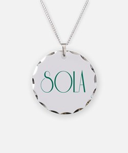 sola4 Necklace