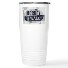 5x3_wall-street_01 Travel Coffee Mug