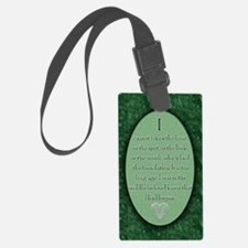 nook_darcy_quote Luggage Tag