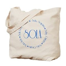 sola5 Tote Bag