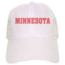 Girl out of minnesota light Baseball Cap