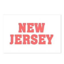Girl out of new jersey li Postcards (Package of 8)