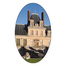 Fontainebleau Chateau, Seine et Mar Decal