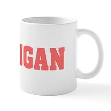 Girl out of michigan light Mug