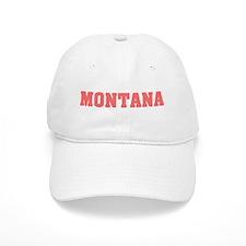 Girl out of montana light Baseball Cap