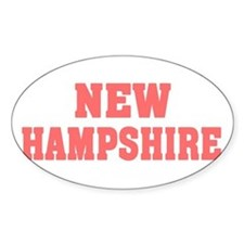 Girl out of new hampshire light Decal
