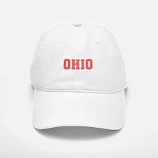 Girl out of ohio light Baseball Baseball Cap