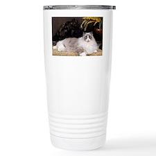H Sammy fireplace Travel Mug