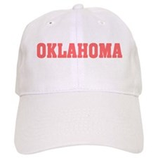 Girl out of oklahoma light Baseball Cap