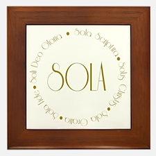 sola2 Framed Tile