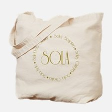 sola2 Tote Bag