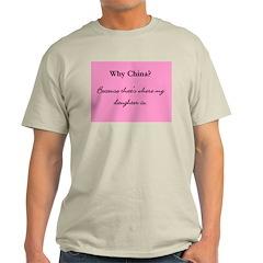 Why China? T-Shirt