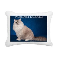 H Cover Rectangular Canvas Pillow