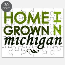 Home grown michigan Puzzle