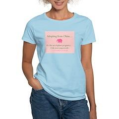 Elephant Pregnancy T-Shirt