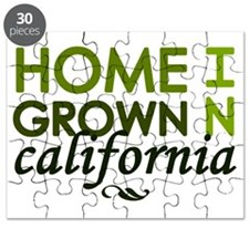 Home grown california Puzzle