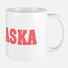 Girl out of nebraska light Mug