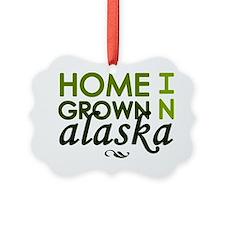 Home grown alaska Ornament