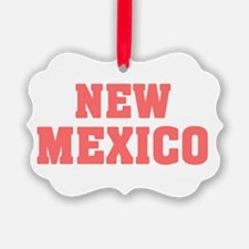 Girl out of new mexico light Ornament