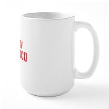 Girl out of new mexico light Mug