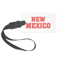 Girl out of new mexico light Luggage Tag