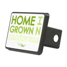 Home grown california ligh Hitch Cover