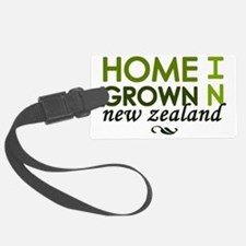 Home grown new zealand Luggage Tag
