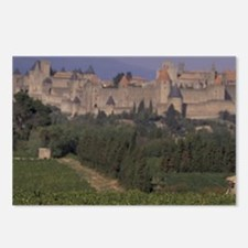 FRANCE, Languedoc Carcass Postcards (Package of 8)