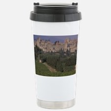 FRANCE, Languedoc Carcassonne Stainless Steel Trav