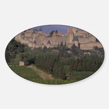 FRANCE, Languedoc Carcassonne Decal